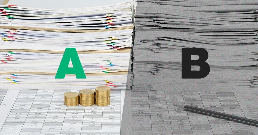 ¿Qué es la doble contabilidad?
