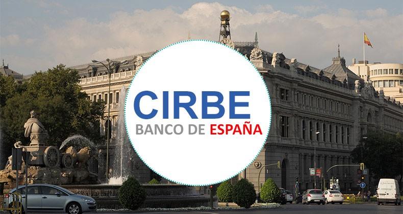 Descargar archivo CIRBE de riesgos bancarios